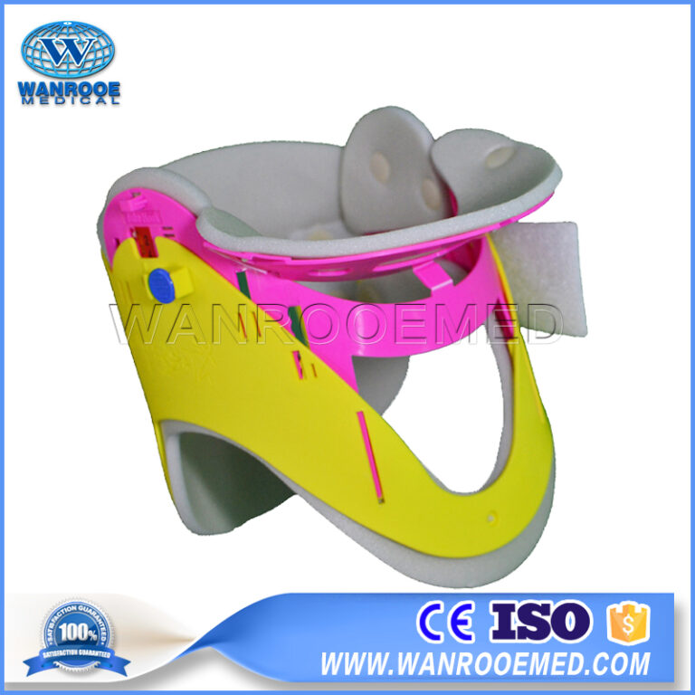 First-Aid Device, Medical Cervical Collar, Adjustable Cervical Collar,Patient Cervical Collar