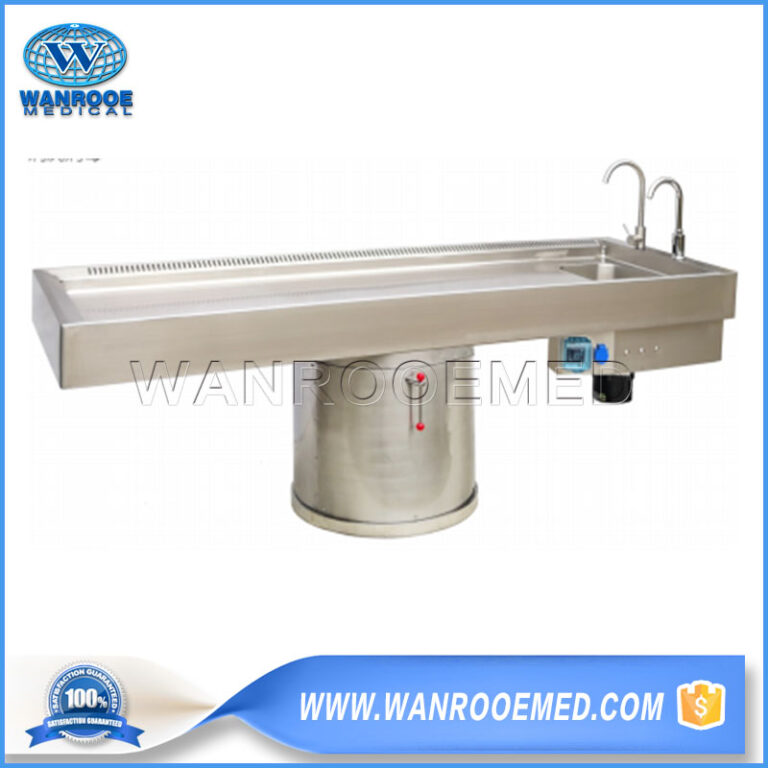 Multi-functional Autopsy Table, Forensic Autopsy Table, Dissection Table, Hospital Autopsy Table, Medical Dissection Table