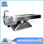 Powerful Autopsy Table, Double Exhaust Autopsy Table, Funeral Autopsy Table, Medical Autopsy Table, Forensic Autopsy Table