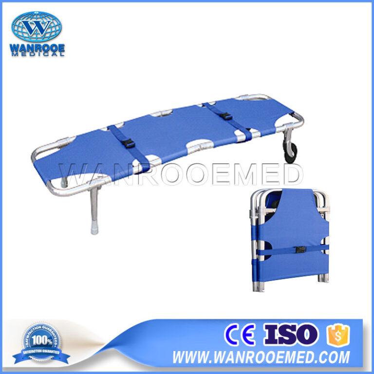 Folding Stretcher, Emergency Rescue Stretcher, Hospital Stretcher, Medical Stair Chair Stretcher, Folding Stair Wheelchair
