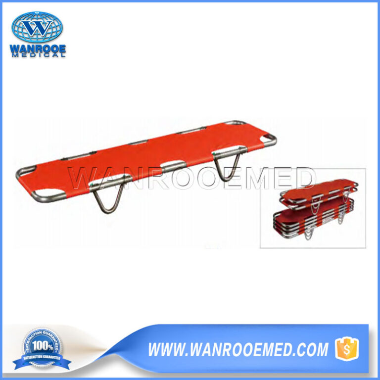 Emergency Stretcher, Medical Stretcher, Portable Emergency Stretcher, Folding Emergency Stretcher, Aluminium Folding Stretcher