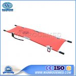 Medical Stretcher, Emergency Stretcher, Portable Stretcher, Folding Emergency Stretcher, Aluminium Pole Stretcher