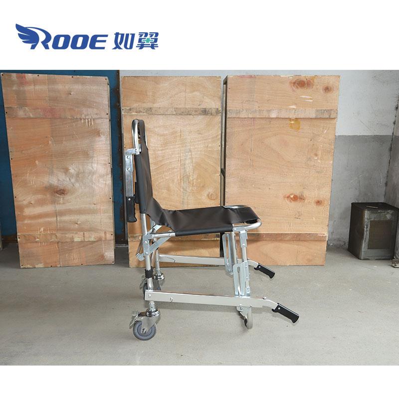 Stair Climbing Wheelchair, Folding Stair Climbing WheelChair, Manual Stair Climbing WheelChair, Evacuation Chair, Stair Chair
