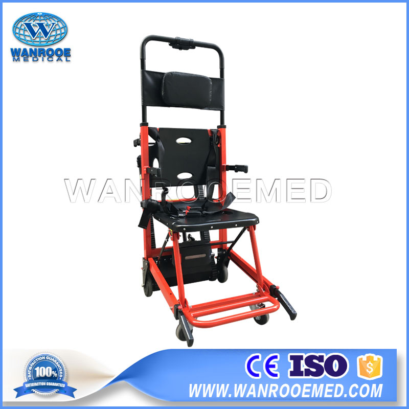 Emergency Stair Stretcher, Electric Stair Stretcher, Evacuation Chair, Climbing Stair Chair, Medical Evacuation Chair, Portable Wheelchair Stretcher
