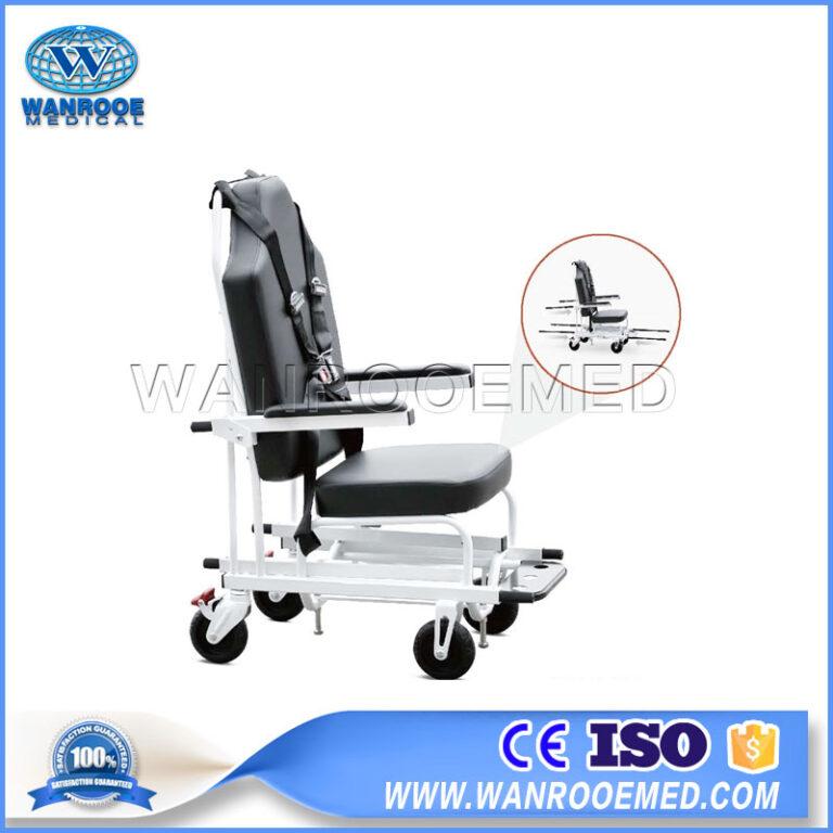 Evacuation Chair, Stair Chair Stretcher, Electric Stair Stretcher, Emergency Stretcher, Hospital Stretcher, Emergency Stair Wheelchair