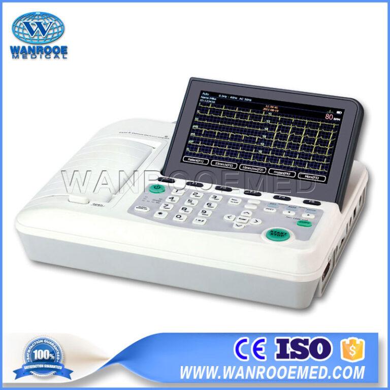 Handheld ECG Monitor, ECG Monitor, ECG Machine, Hospital ECG Machine, Medical ECG Machine, Digital Electrocardiograph