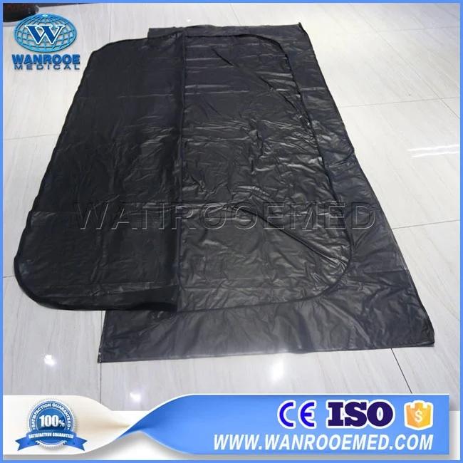 Cadaver Bag, Polyester Mortuary Bag, Mortuary Bag, Funeral Body Bag, Transport Mortuary Bag, Body Bag, PVC Body Bag