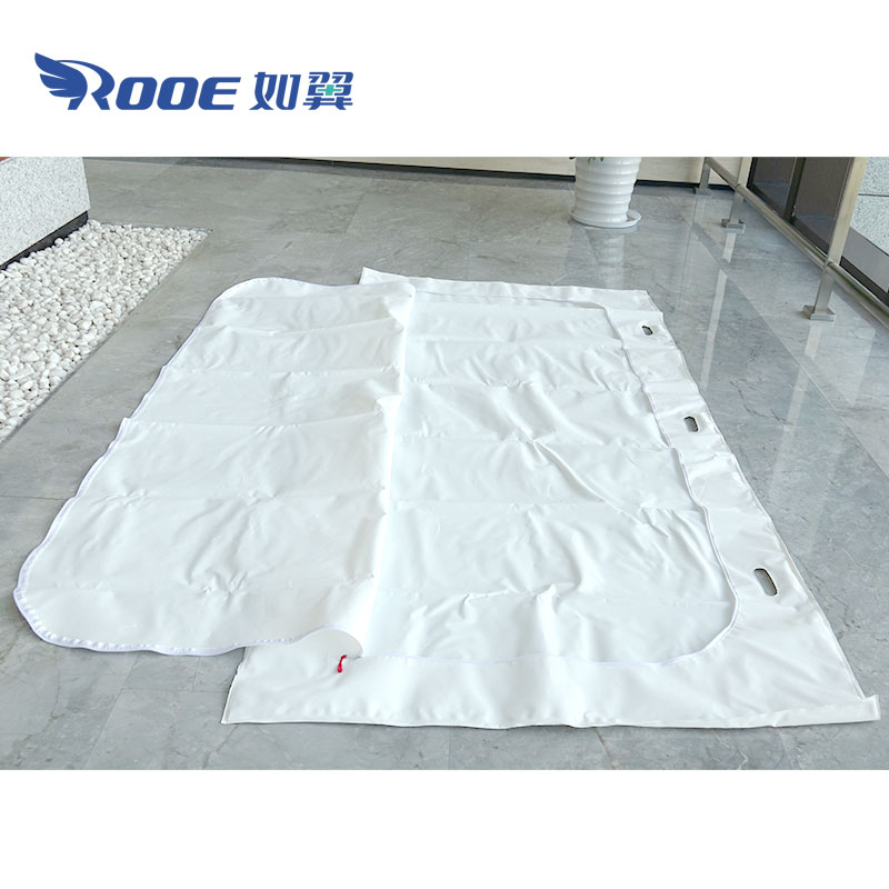 dead body bag,body bag with handles,disaster pouch body bag,peva body bag,corpse body bag