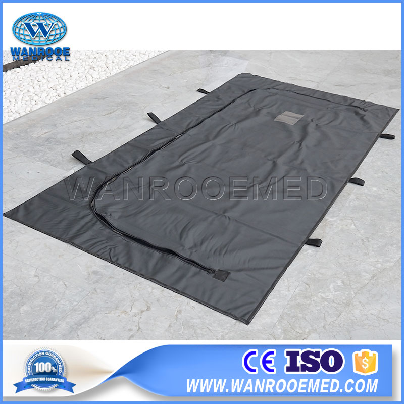 Corpse Bag, Heavy Duty Body Bag, Funeral Cadaver Bag, Body Bag With Handles, Three Layer Body Bag, Body Bag