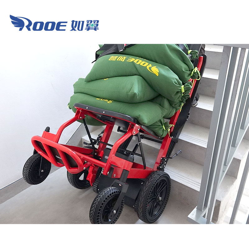 electric wheelchair,stair climbing wheelchair,electric stair climbing wheelchair,big wheel wheelchair,up and down stairs