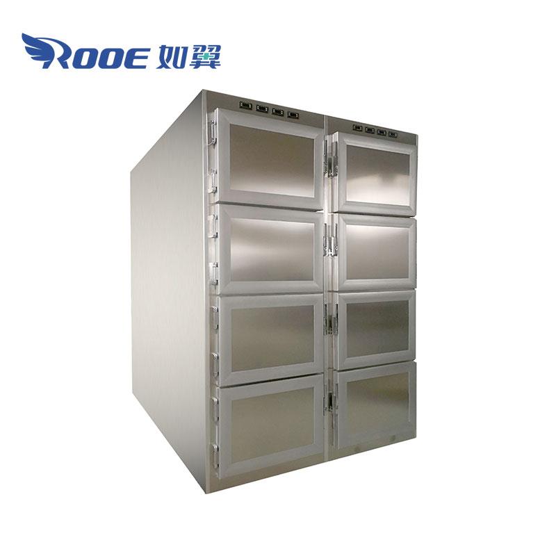 morgue freezer,morgue body drawers,police morgue,funeral refrigeration,morgue refrigerator